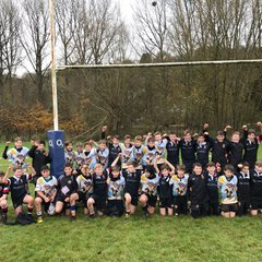 U13s on Tour Marlow RFC