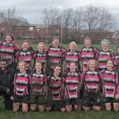 Ladies weather early storms to romp to victory