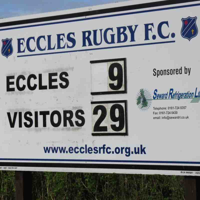 AK1 (29) vs Eccles (9) Sat 1st April '17