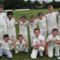 Cancelled: Didsbury CC - Under 10 - Wythenshawe CC - Under 10