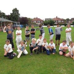 Summer Holiday Junior Cricket Academy Success