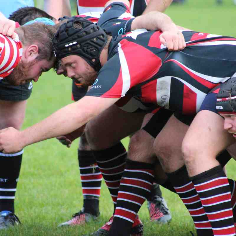 2XV (31) vs Aldwinians (10) 16th Sept 2017 (away)