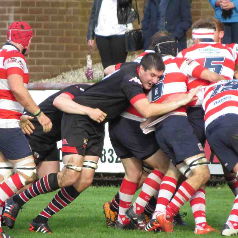 Vale of Lune (60) vs AK1XV (12) Sat 30th Sept '17