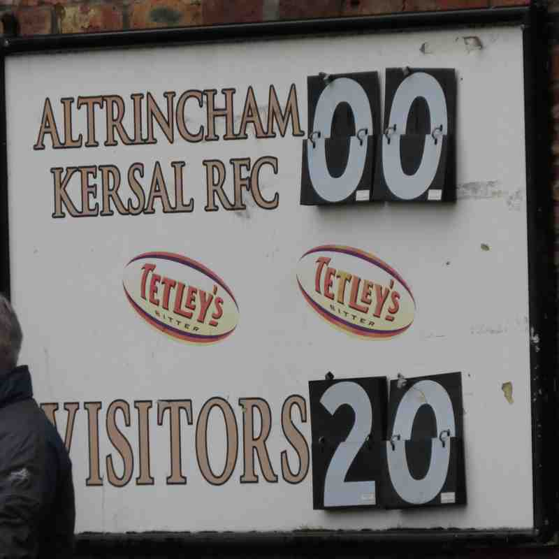 AK1XV (0) vs Rochdale (20) Sat 7th Oct '17