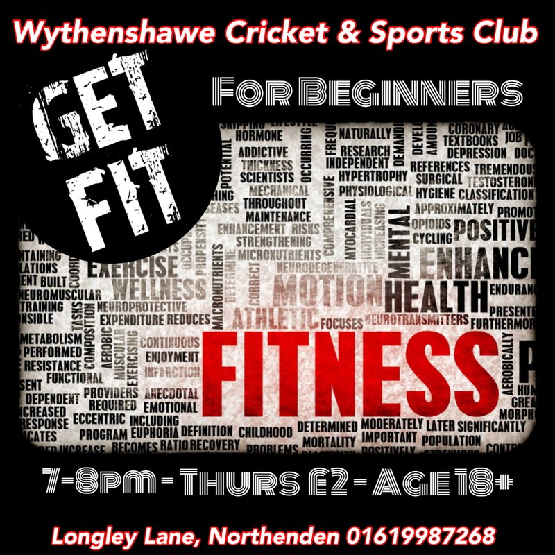 Get Fit For Beginners THURS 7-8pm