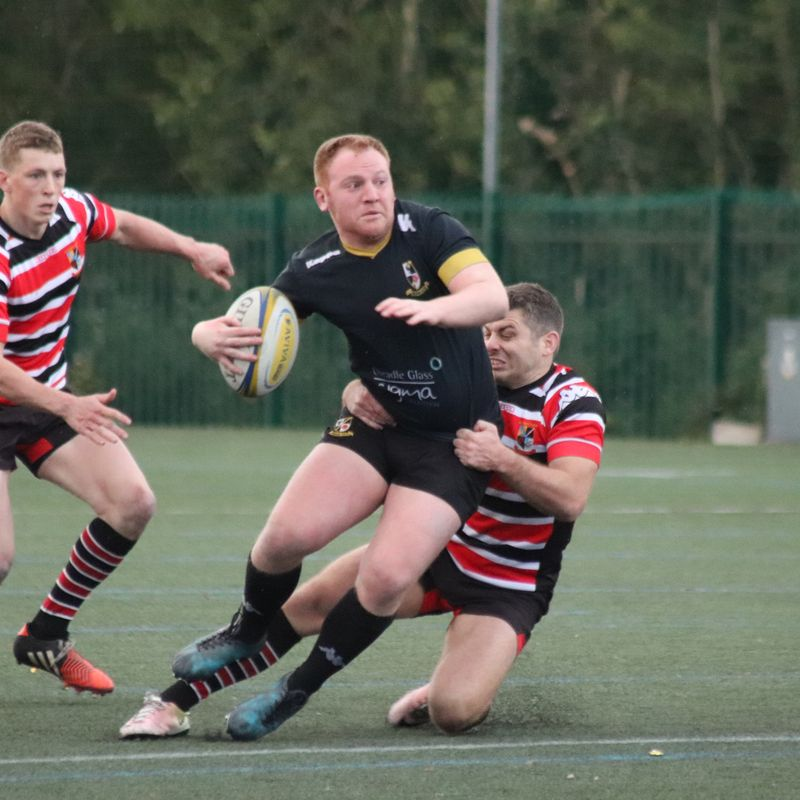 Great game of rugby on show, Burnage with the final edge