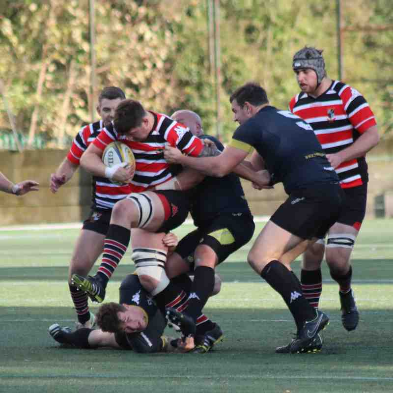 AK1 (27) v Burnage (40) Sat 4th Nov '17