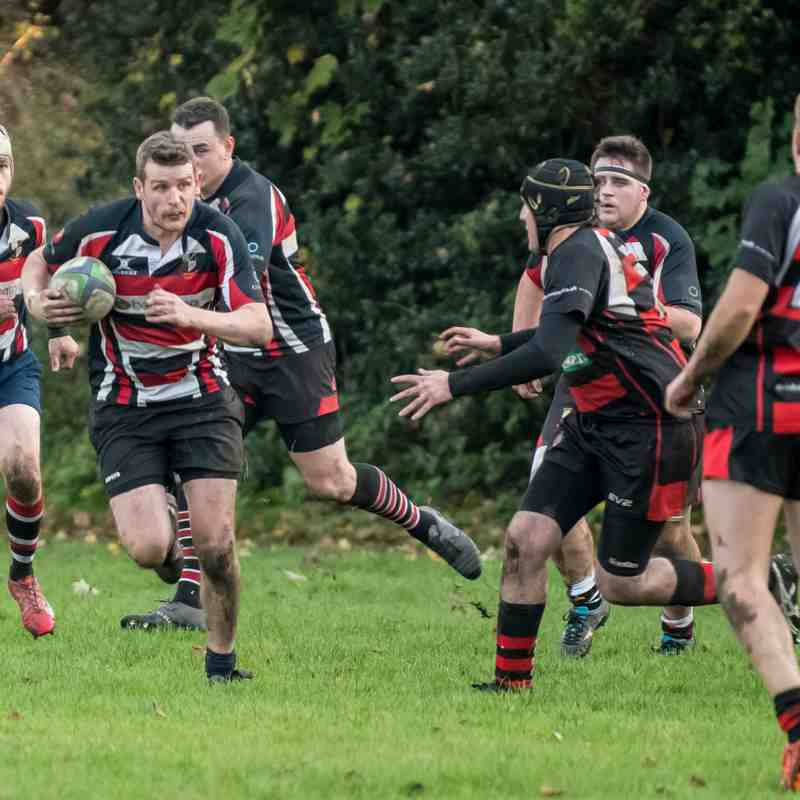2XV (12) vs Widnes 2XV (15) Sat 4th Nov 2017