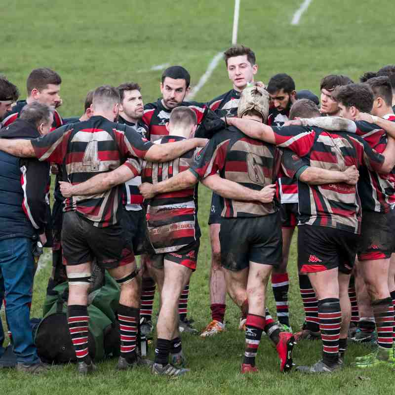 2XV (28) v Glossop (29) Sat 11th Nov '17