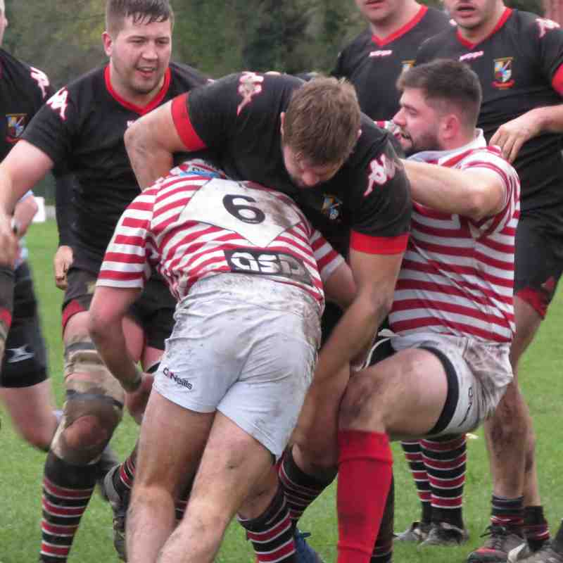 AK1XV (9) vs Manchester 1XV (10) Sat 25th Nov '17