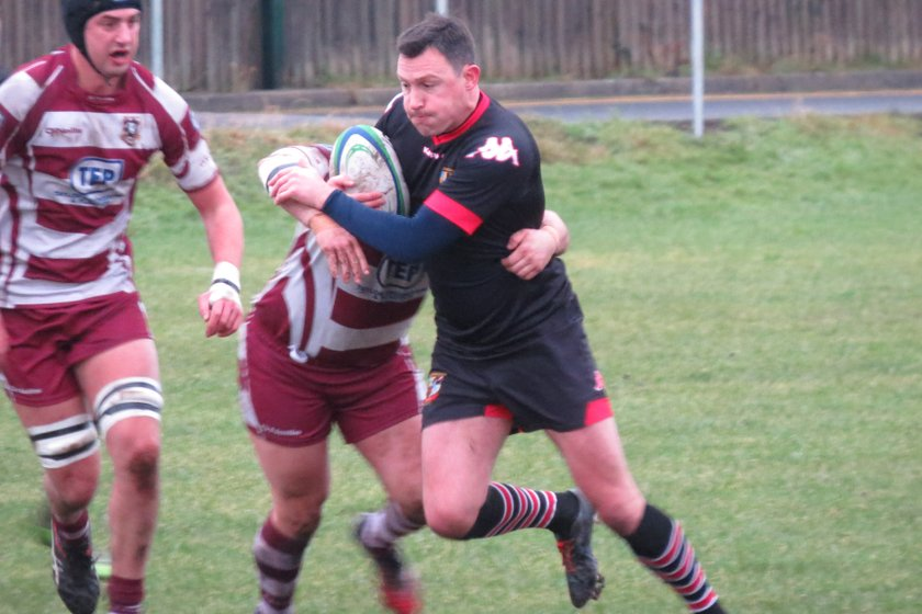 AK1XV rally to a crucial win away at Rochdale RUFC