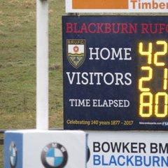 AK1 (21) vs Blackburn (42) Sat 10th Mar '18