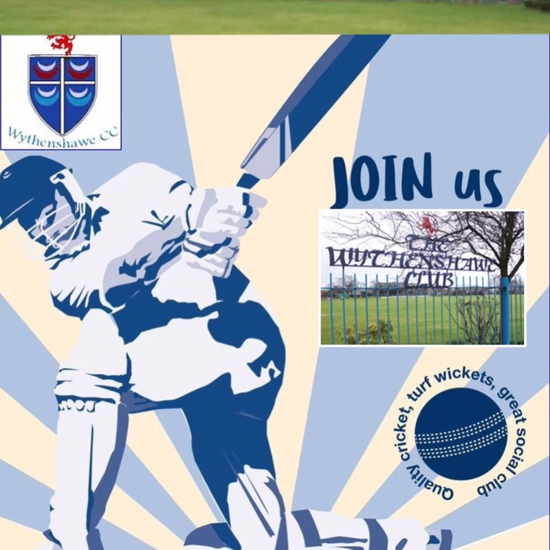 Wythenshawe CC...check out your local cricket club
