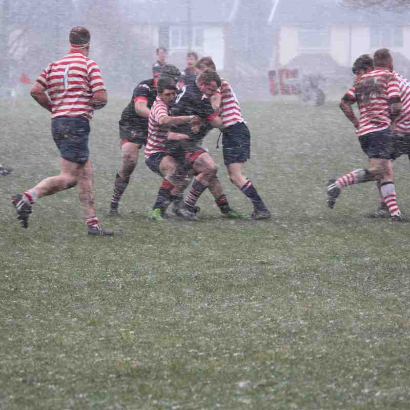 AK2XV (24) v Aldwinians (0) Semi Final Sat 17th March '18