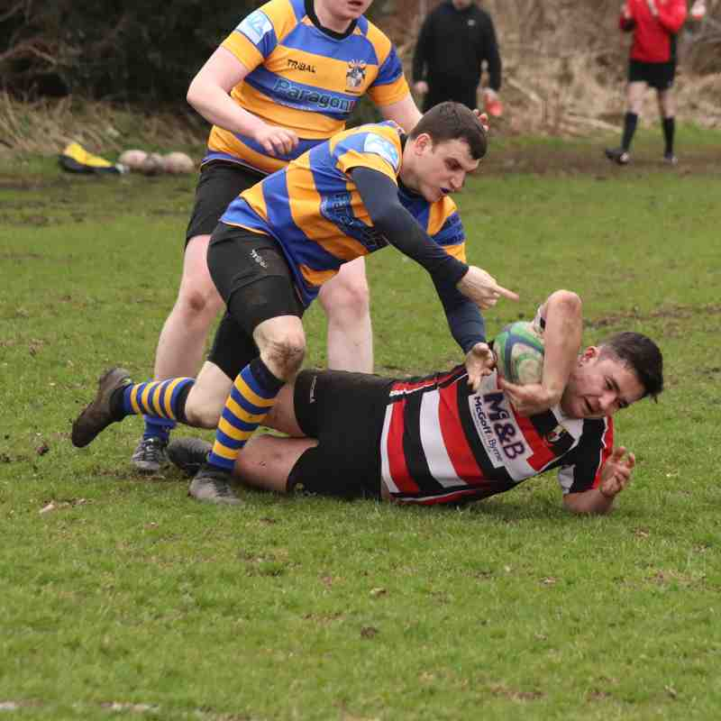 AK3XV (74) vs Dukinfield RUFC (0) Sat 24th Mar '18