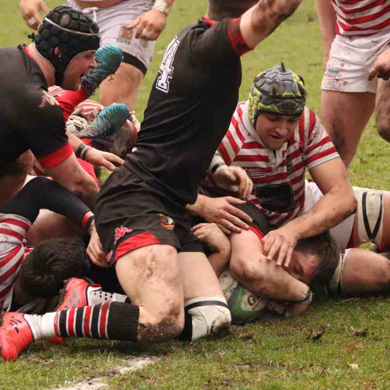 AK1XV (25) vs M/Cr RUFC (17) Sat 24th Mar '18