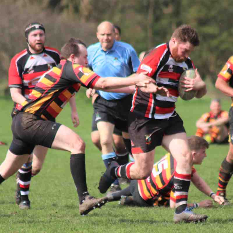 AK3XV vs Heaton Moor Sat 14th April 2018