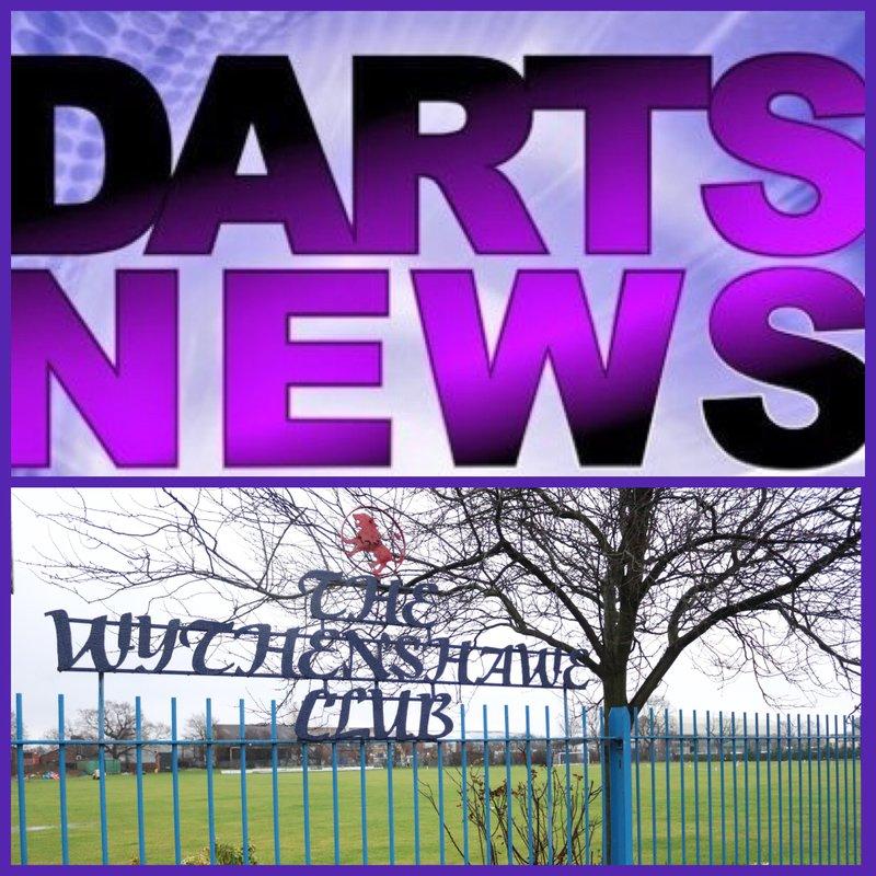 Wythenshawe Darts Keep Right on Target!!