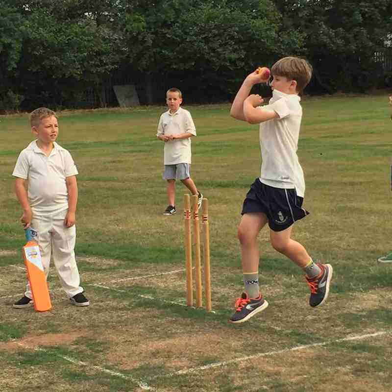Junior cricket & All Stars training going well & it's the holidays!!