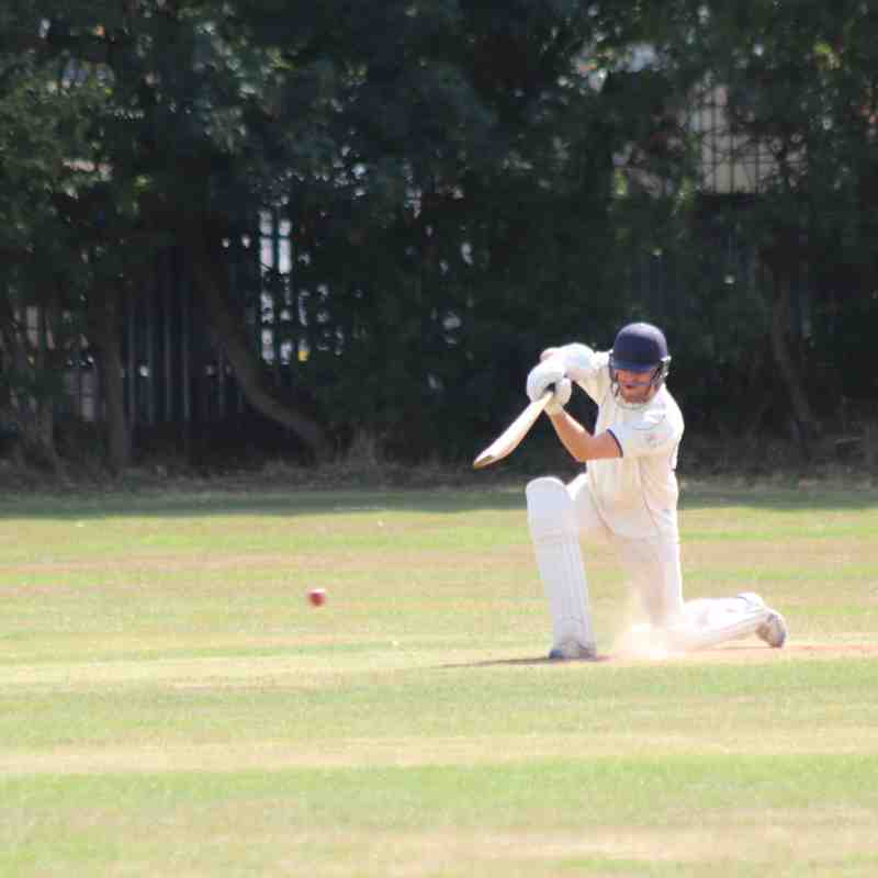 1XI (98ao) v Edenfield 1XI (99/1) Sat 11th Aug '18
