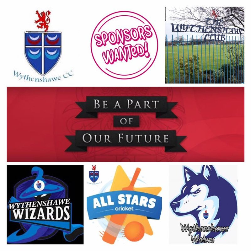 Be A Part Of Our Future!! ~ We're looking for Sponsors to support Junior/Youth Cricket