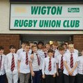 Kersal U14s Triumph in Lake District Tour
