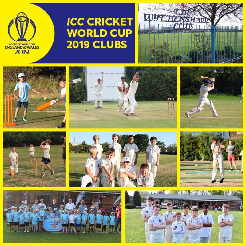 Wythenshawe CC is an official ICC World Cup Club for 2019!!!