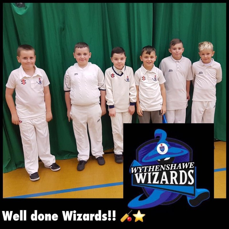 Wizards Keep Up Their Magic In The Indoor Cricket League