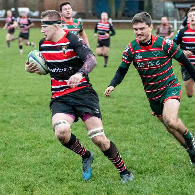 AK1XV (33) vs Hoylake (5) Sat 1st Dec '18
