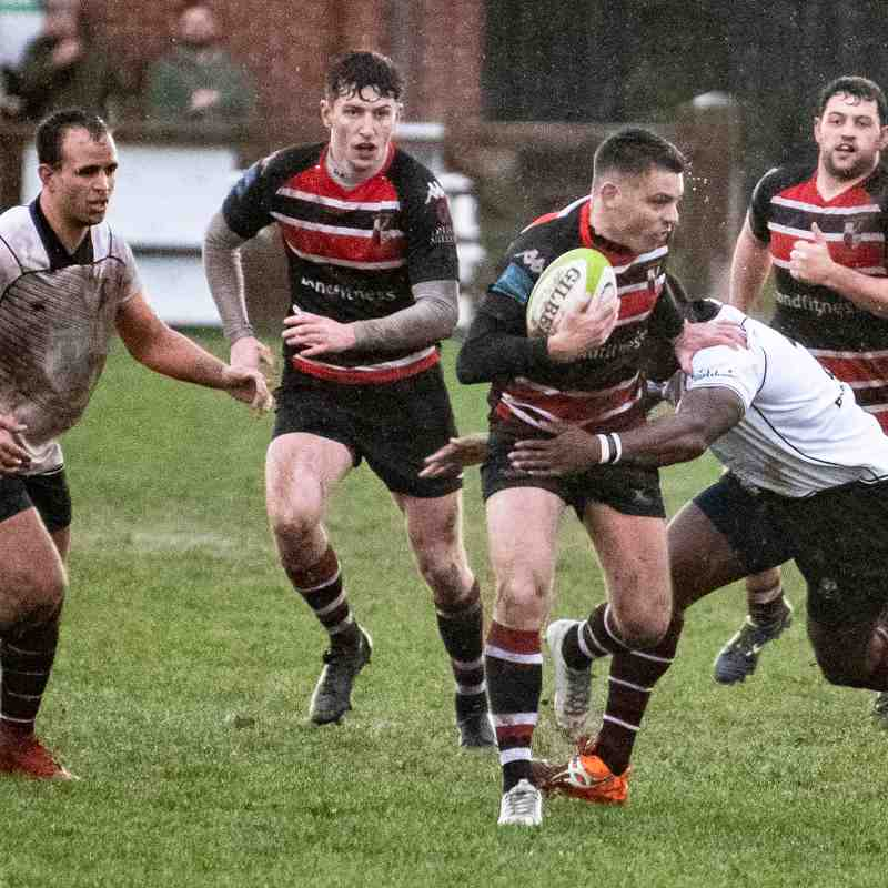 AK1XV (6) vs Bowdon 1XV (6) Sat 8th Dec '18 (R.Jones)