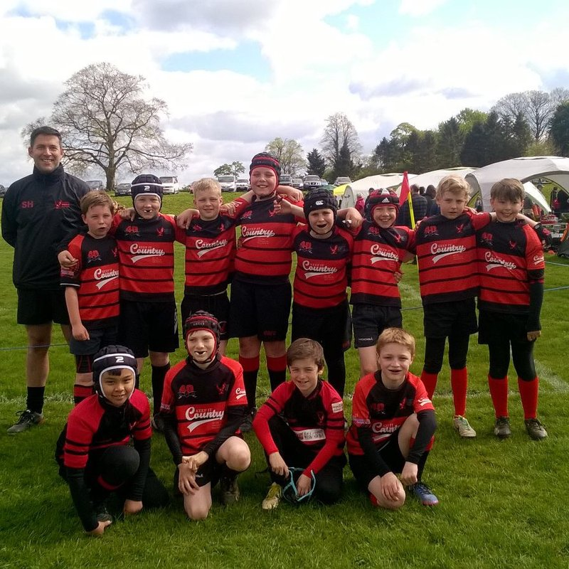 High flying Whitchurch downed by Eagles