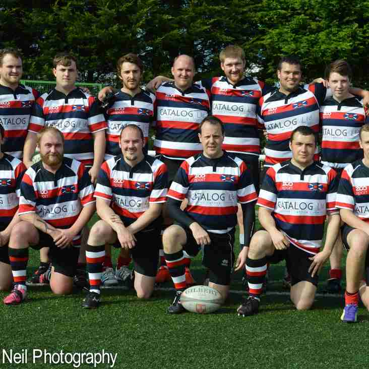 Team to play Heriot's 3XV on 12/09/15