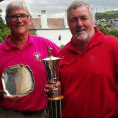 New Golf champions - well, almost new!