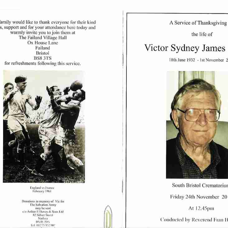 Victor Sydney James Harding