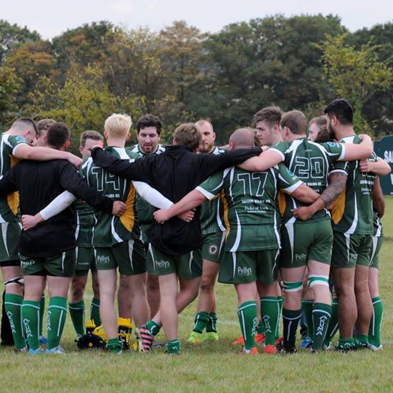 1st XV lose to Chingford 8 - 60