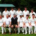 First XI beat Morebath  -