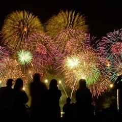 Bonfire & Fireworks Display