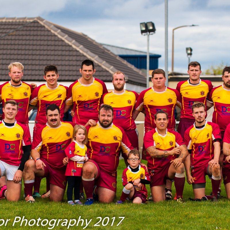 1st XV lose to Hullensians 28 - 35