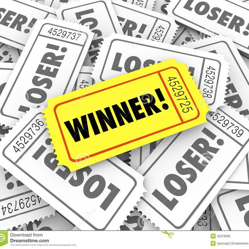 50/50 Winner