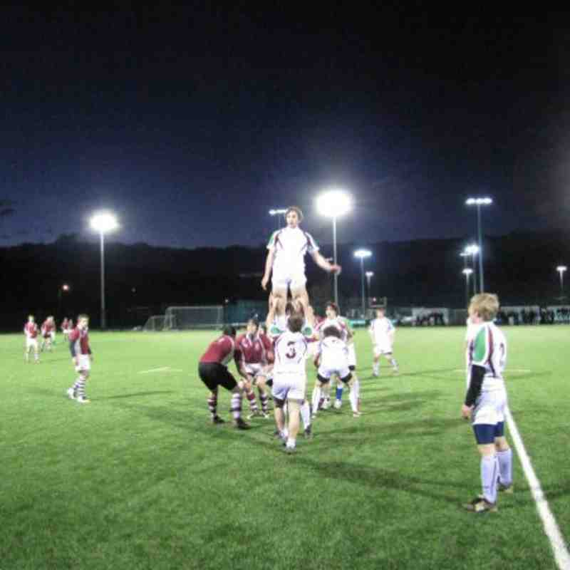 TJ wins another lineout