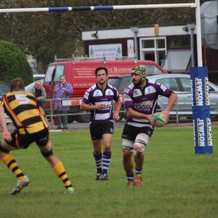 Exmouth win big game with Hornets