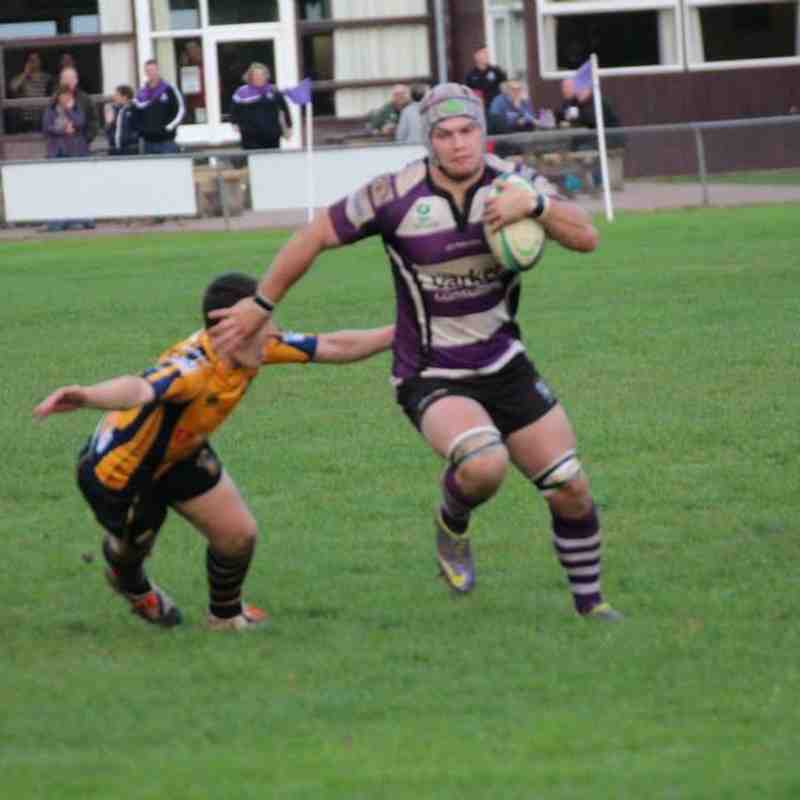 Exmouth 42 Old Central 20