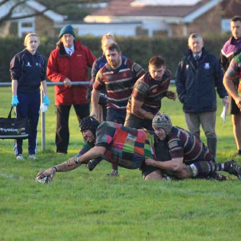 Old Pats 10 Exmouth 50