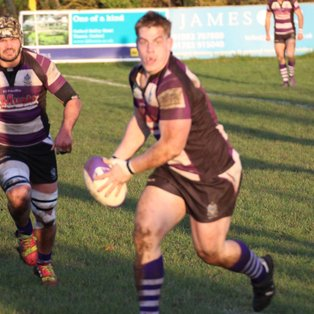 Exmouth below-par, still bank bonus point Oxford win