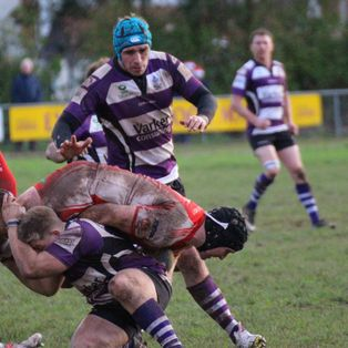 Exmouth see off Barum in Devon derby bonus point victory