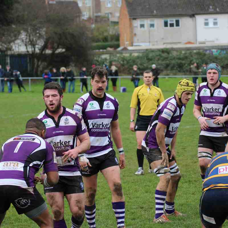 Old Centralians 16 Exmouth 10
