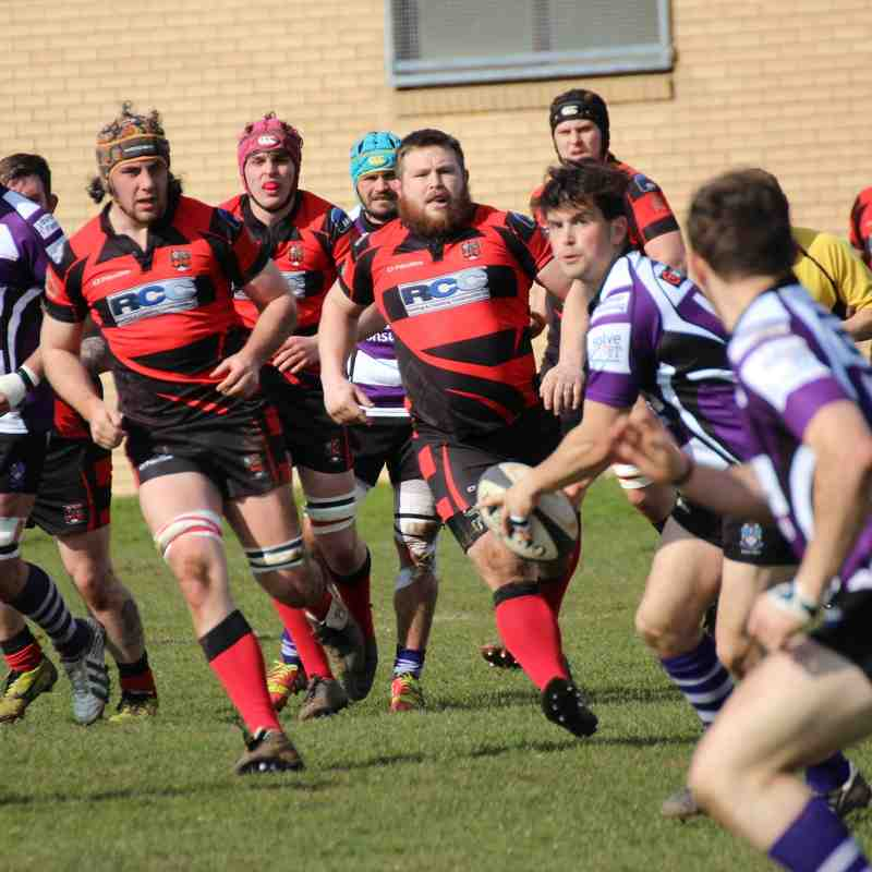 Old Reds 18 Exmouth 33