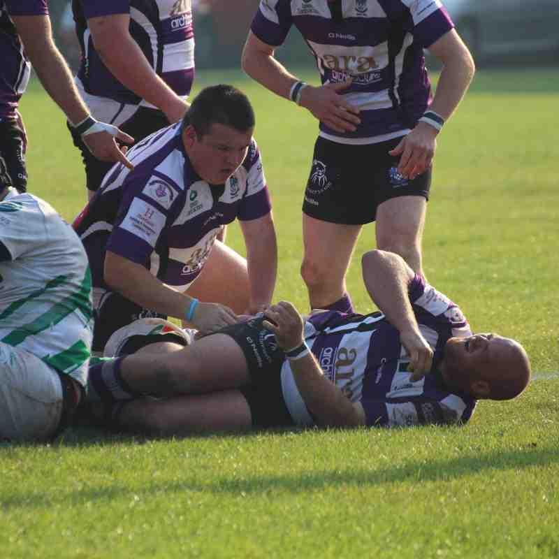 Exmouth 39 Newton Abbot 27 (Devon Cup)