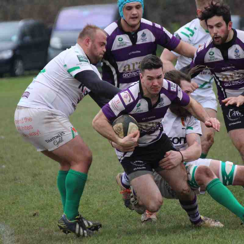 Exmouth 46 Newton Abbott 11