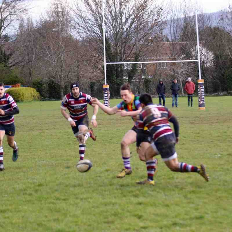 Old Patesians 13 Exmouth 64
